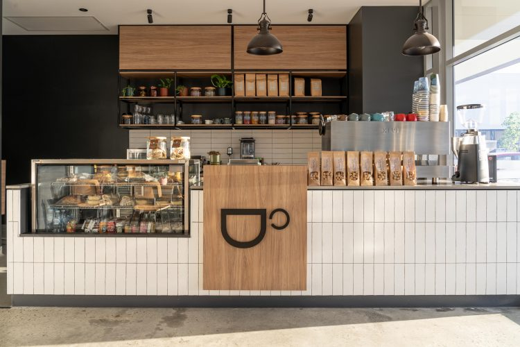 Commercial Fitout Coffee